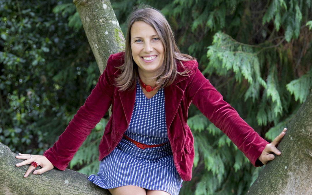 Zakelijk portret vrouwelijke ondernemer: Marieke van Bureau Wortel