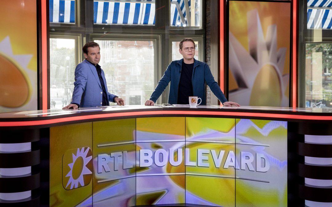 Bedrijfsfotografie RTL Boulevard: op de werkvloer met Peter van der Vorst