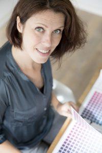 Bedrijfsfotogafie reportage brandingbureau ontwerpbureau Tamara van den Berg portret