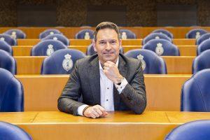 Michel Rog, Tweede-kamerlid voor het CDA