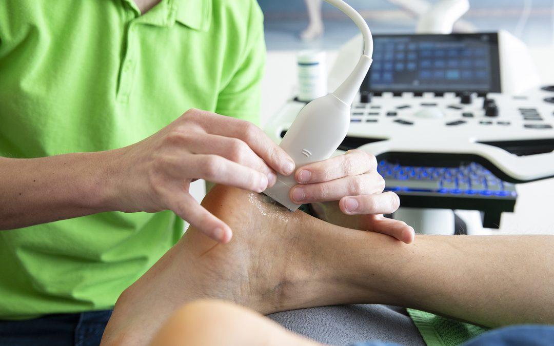 Bedrijfsfotografie website: een dag in een fysiotherapiepraktijk resulteert in een eigen beeldbank