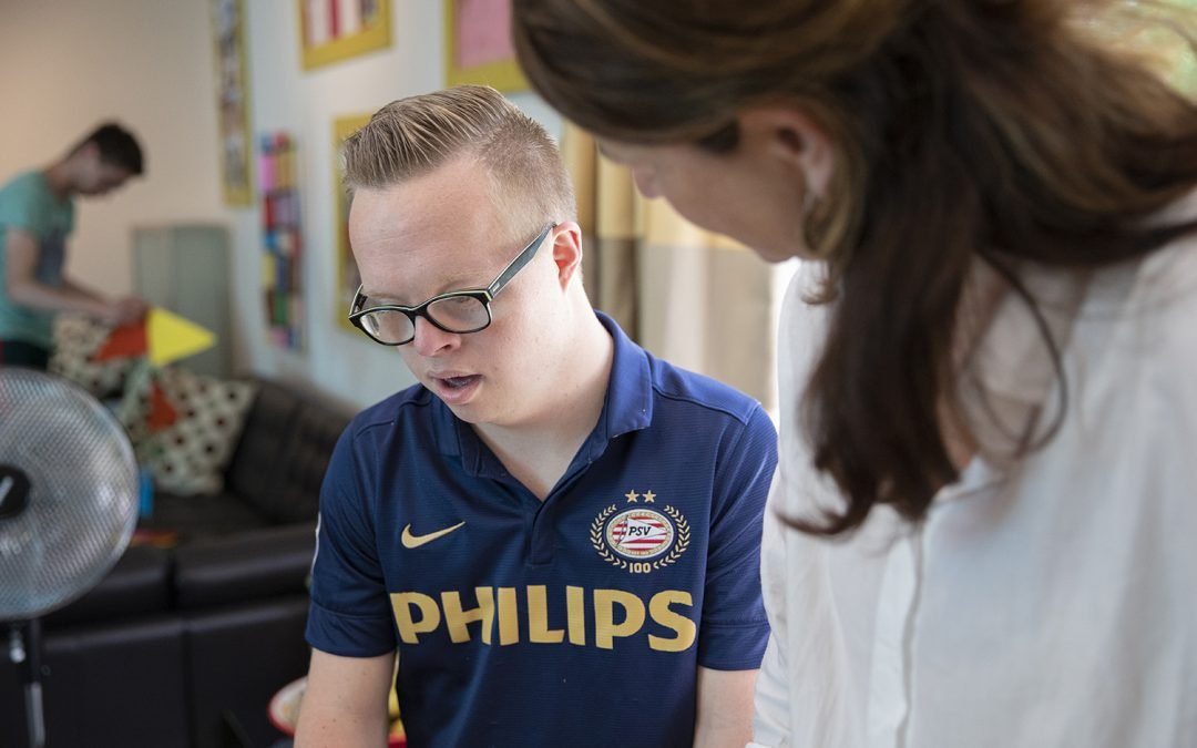 Reportage Academie Spelderholt: opleiding voor jongeren met een beperking